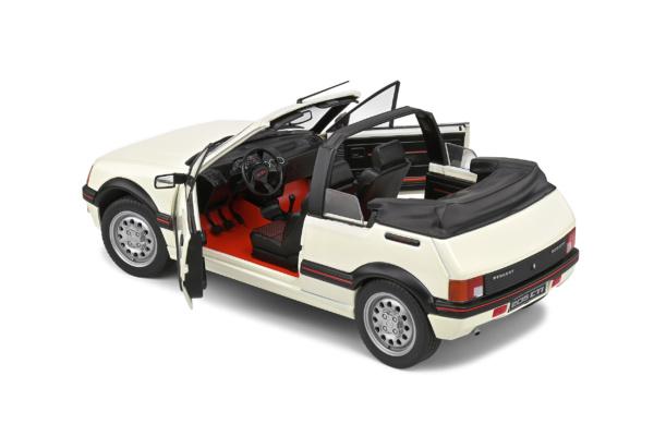 Peugeot 205 CTI - Blanc Meije - 1986