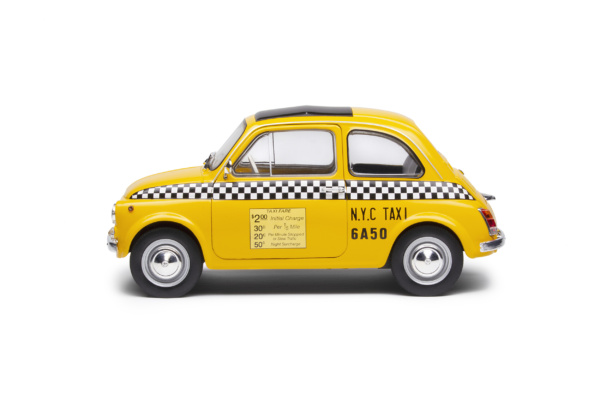 Fiat 500 Taxi NYC - 1965
