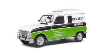 Renault 4L F4 - Renault Agriculture - 1988