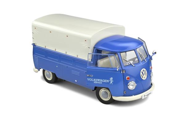 Volkswagen T1 Pick Up Volkswagen Service - 1950