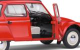 Citroen Dyane 6 - Rouge Corsaire - 1968