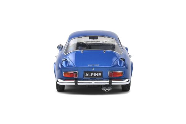 Alpine A110 1600S - Bleu Alpine - 1969
