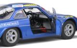 Alpine A110 1600S - Rallye Du Portugal - 1969 - #88 J.P.NICOLAS / J.TODT