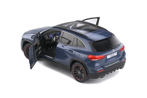 Mercedes-Benz GLA (H247) AMG Line - Denim Blue Metallic - 2019