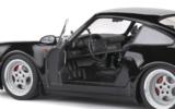 Porsche 911 (964) Turbo 3.6 - Black - 1993