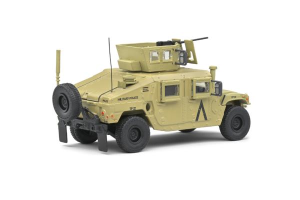 AM General M1115 Humvee Military Police - Desert Camo - 1983