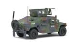 AM General M1115 Humvee KFOR - Green Camo - 1983