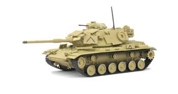 Chrysler Defense M60 A1 Tank USMC - Desert Camo - 1991
