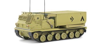 Vought Corporation M270/A1 Rocket Launcher 1st Cavalery Desert Storm - 1991