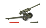 Canon Howitzer 105mm - Green Camo - 1945