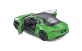 Alpine A110 pure Heritage Colors - Vert Jardin - 2021