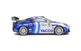 Alpine A110 rally - WRC Monza - 2020 - #91 P.RAGUES