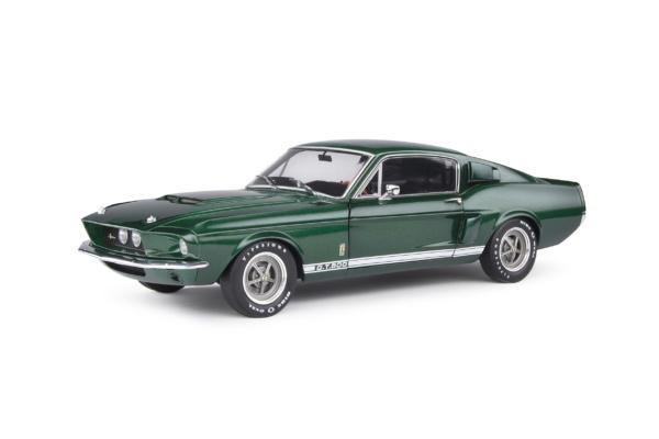 Shelby Mustang GT500 - Dark Highland Green - 1967