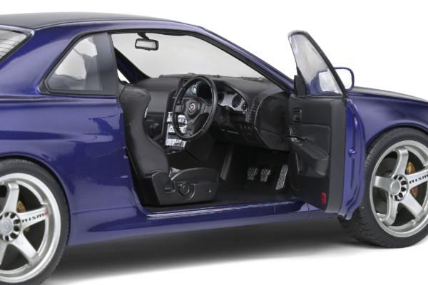 Nissan Skyline (R34) GT-R - Midnight Purple - 1999